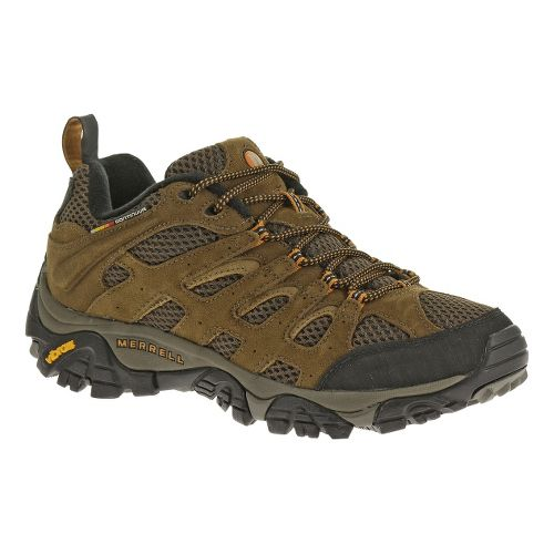 Mens Merrell Moab Ventilator Hiking Shoe - Earth 11