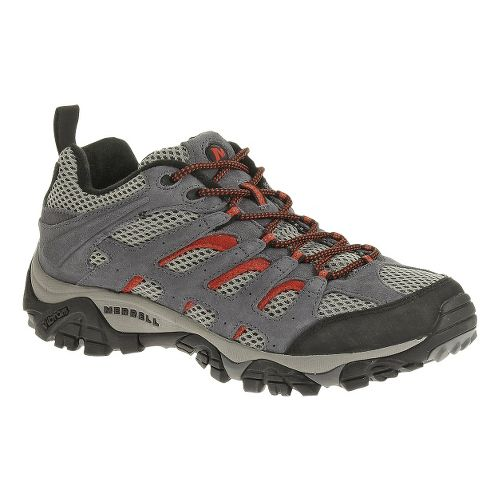 Mens Merrell Moab Ventilator Hiking Shoe - Granite/Lantern 10.5