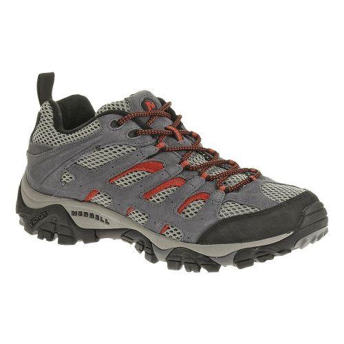 Mens Merrell Moab Ventilator Hiking Shoe - Granite/Lantern 11
