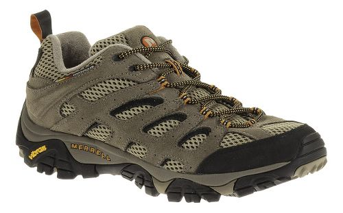 Mens Merrell Moab Ventilator Hiking Shoe - Walnut 14