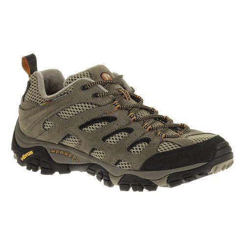 Mens Merrell Moab Ventilator Hiking Shoe - Walnut 12.5