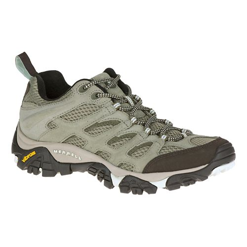 Womens Merrell Moab Ventilator Hiking Shoe - Granite 7