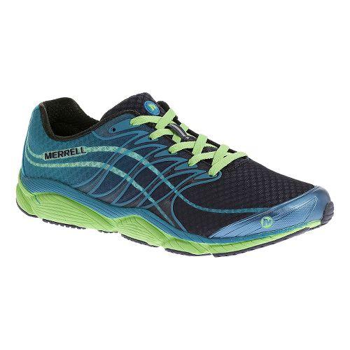Mens Merrell AllOut Flash Running Shoe - Racer Blue 13