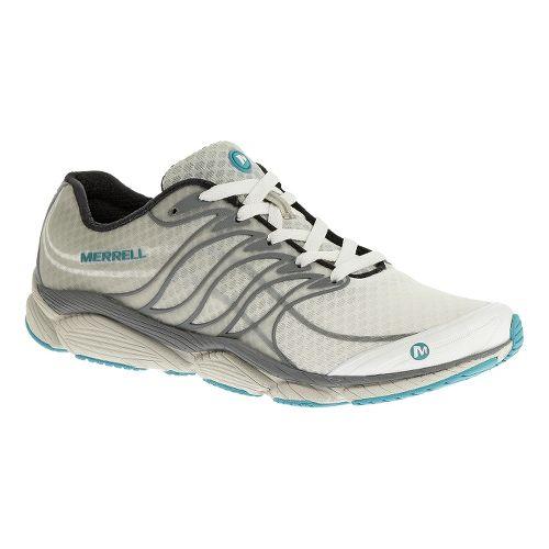Womens Merrell AllOut Flash Running Shoe - White 10