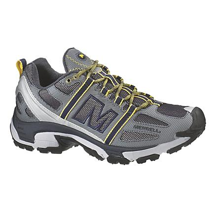 Mens Merrell Excel Grid Trail Running Shoe