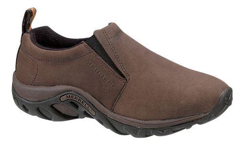 Mens Merrell Jungle Moc Nubuck Casual Shoe - Brown 9