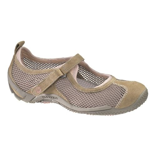 Womens Merrell Circuit MJ Breeze Casual Shoe - Deep Tan 7