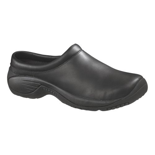Mens Merrell Encore Gust Casual Shoe - Smooth Black 9