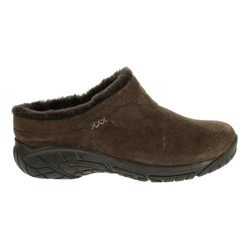 Womens Merrell Encore Ice Casual Shoe - Chocolate Brown 8