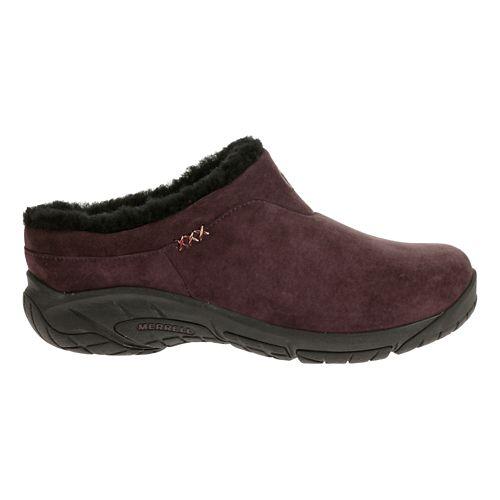 Womens Merrell Encore Ice Casual Shoe - Plum 9.5