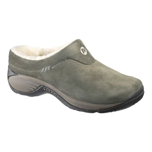 Womens Merrell Encore Ice Casual Shoe - Burnt Olive 5.5