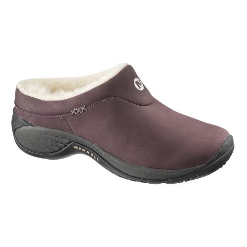 Womens Merrell Encore Ice Casual Shoe - Eggplant 9