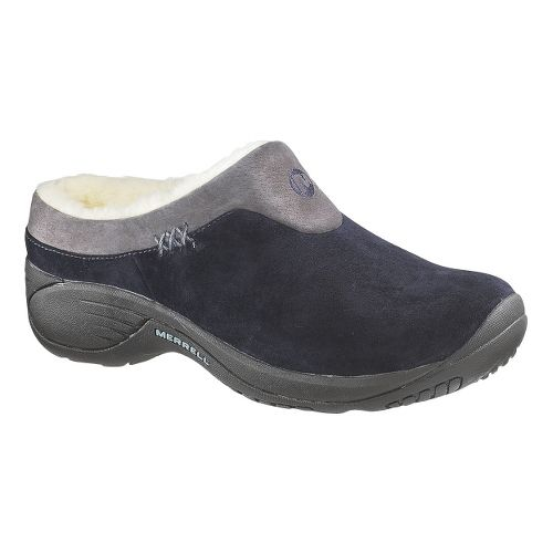 Womens Merrell Encore Ice Casual Shoe - India Ink 6.5
