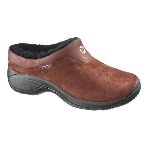Womens Merrell Encore Ice Casual Shoe - Mahogany 9