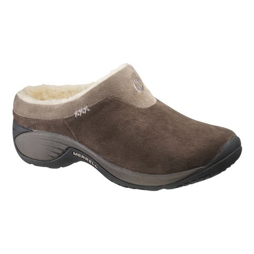Womens Merrell Encore Ice Casual Shoe - Stone 6
