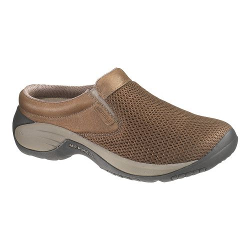 Mens Merrell Encore Bypass Casual Shoe - Dark Earth 9