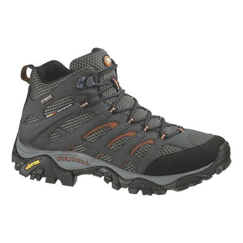 Mens Merrell Moab Mid GORE-TEX XCR Hiking Shoe - Beluga 10.5