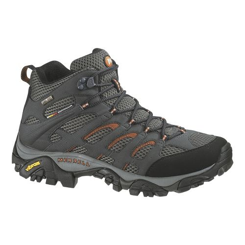 Mens Merrell Moab Mid GORE-TEX XCR Hiking Shoe - Beluga 7.5