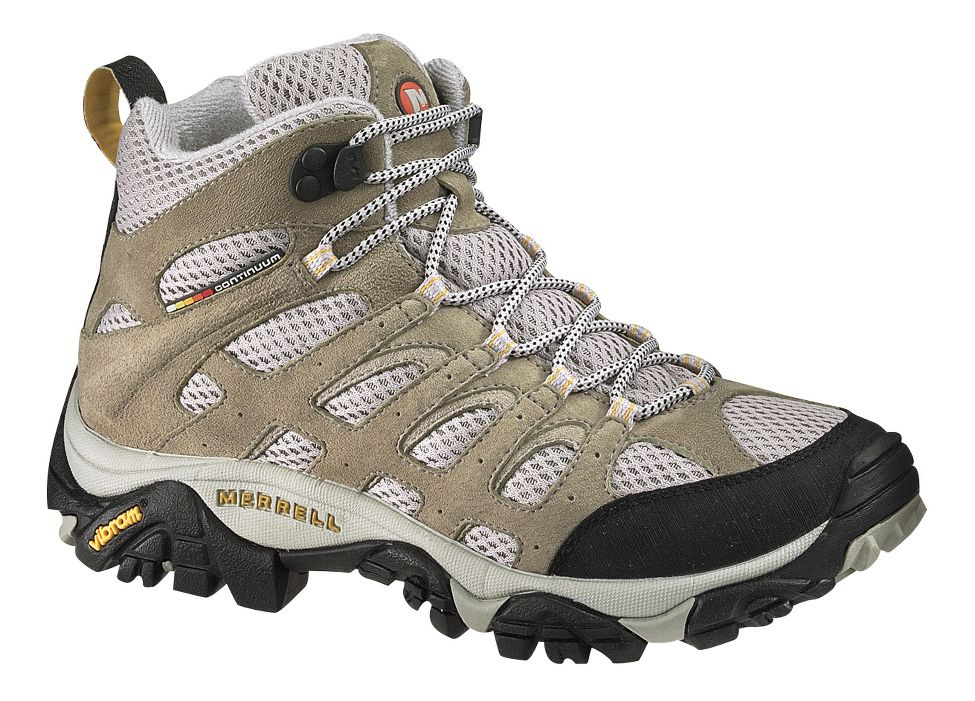 Merrell Moab Mid Ventilator Hiking Shoe