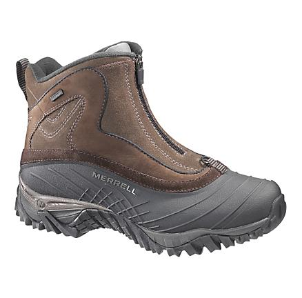 Mens Merrell Isotherm Zip Waterproof Hiking Shoe
