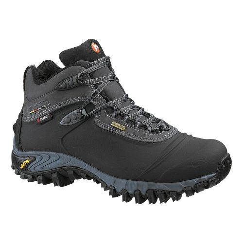 Mens Merrell Thermo 6 Waterproof Hiking Shoe - Black 6