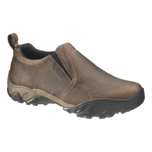 Mens Merrell Olmec Hiking Shoe - Chocolate 8.5