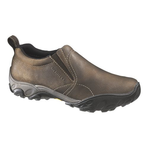 Mens Merrell Olmec Hiking Shoe - Deep Wood 8.5
