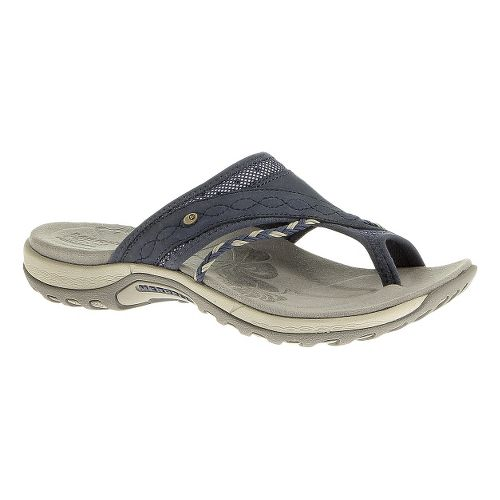 Womens Merrell Hollyleaf Sandals Shoe - Bering Sea 8