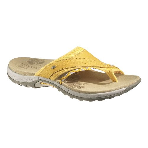 Womens Merrell Hollyleaf Sandals Shoe - Old Gold 9