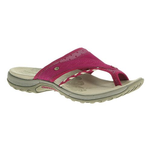 Womens Merrell Hollyleaf Sandals Shoe - Rose Red 6