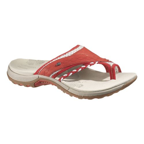 Womens Merrell Hollyleaf Sandals Shoe - Scarlet 6