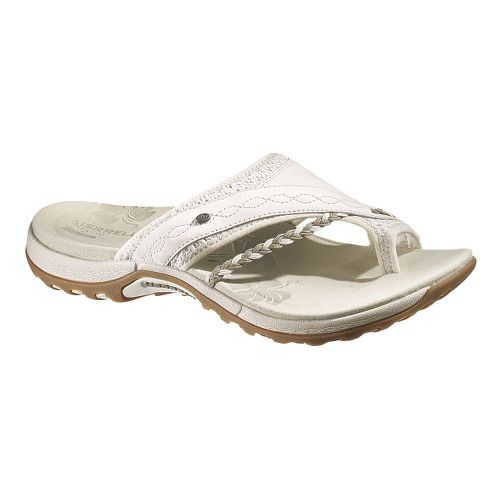 Womens Merrell Hollyleaf Sandals Shoe - Silver 11