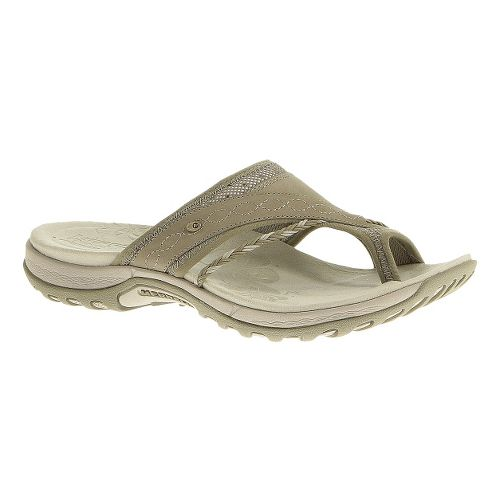 Womens Merrell Hollyleaf Sandals Shoe - Taupe 10