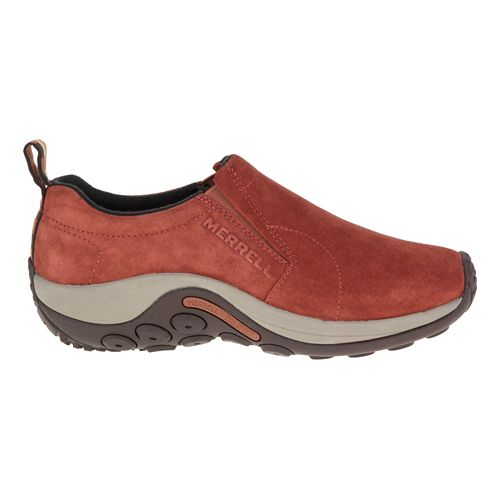 Womens Merrell Jungle Moc Casual Shoe - Sequoia 10