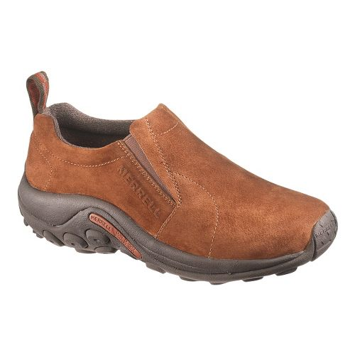 Womens Merrell Jungle Moc Casual Shoe - Cinnamon 6.5