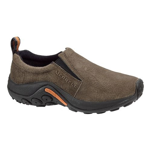 Womens Merrell Jungle Moc Casual Shoe - Gunsmoke 9