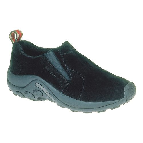 Womens Merrell Jungle Moc Casual Shoe - Midnight 7