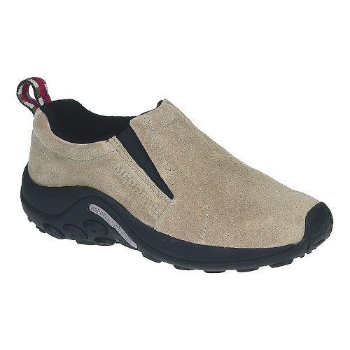 Womens Merrell Jungle Moc Casual Shoe - Taupe 5