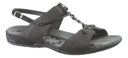 Womens Merrell Micca Sandals Shoe - Black 9