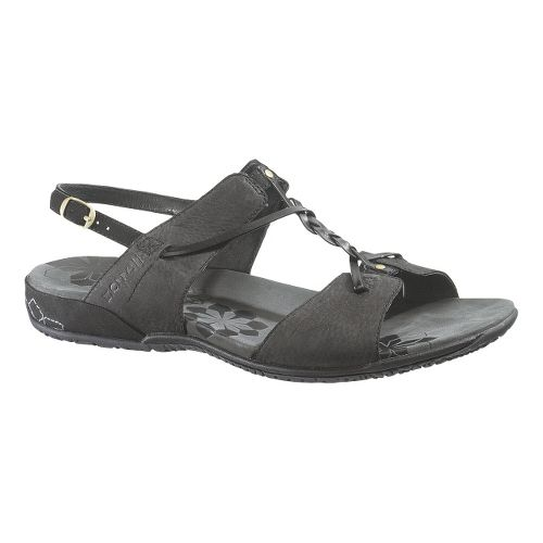 Womens Merrell Micca Sandals Shoe - Black 8