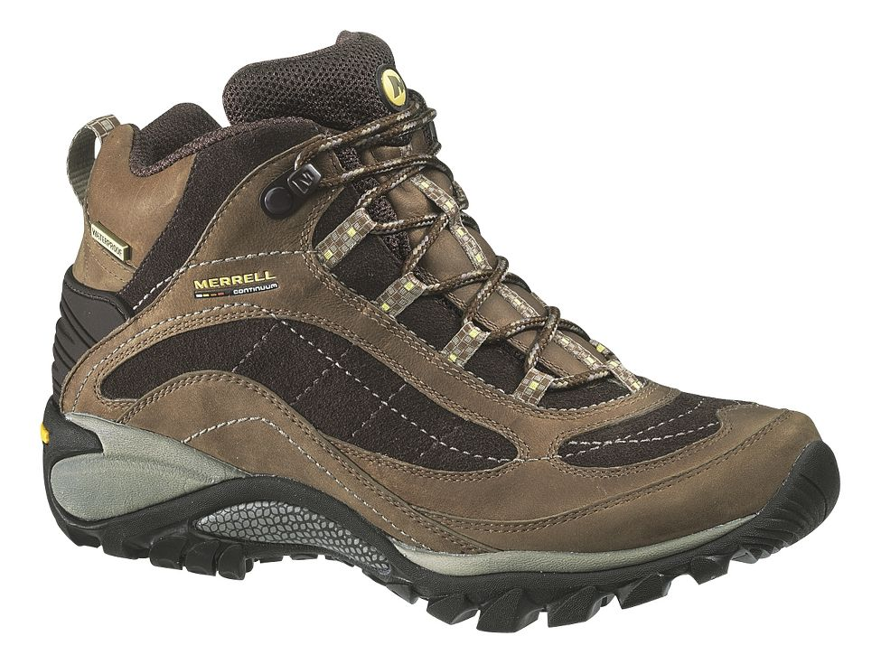 Merrell Siren Waterproof Mid Leather Hiking Shoe