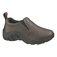 Kids Merrell Jungle Moc Leather Pre/Grade School Casual Shoe