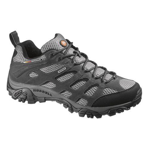 Mens Merrell Moab Waterproof Hiking Shoe - Beluga 10