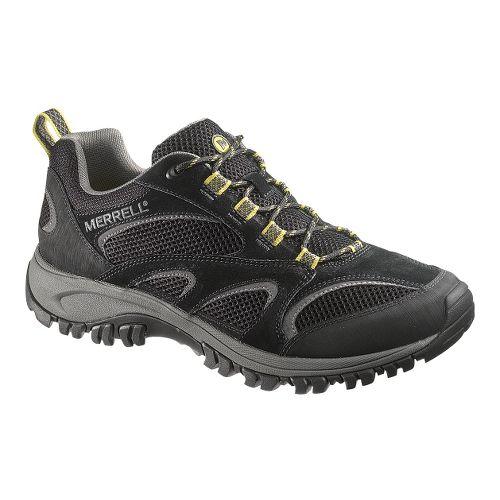 Mens Merrell Phoenix Vent Hiking Shoe - Black 7.5