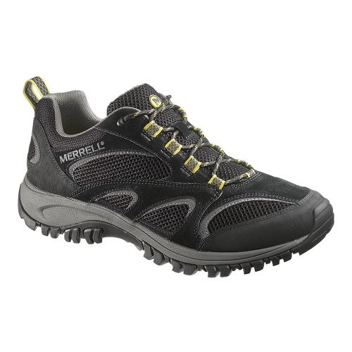 Mens Merrell Phoenix Vent Hiking Shoe - Black 8.5