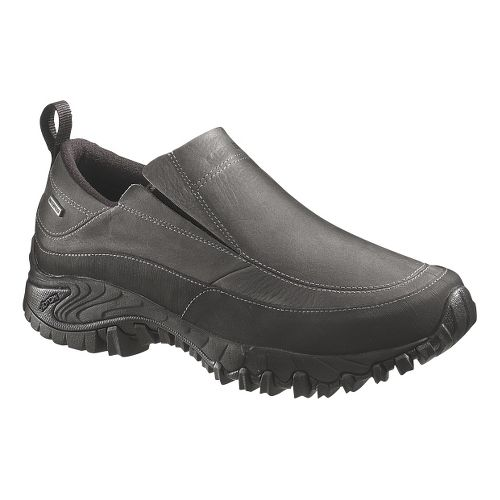 Mens Merrell Shiver Moc 2 Waterproof Casual Shoe - Black 7