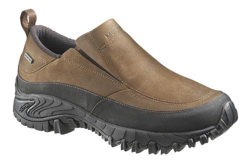 Mens Merrell Shiver Moc 2 Waterproof Casual Shoe - Black 8