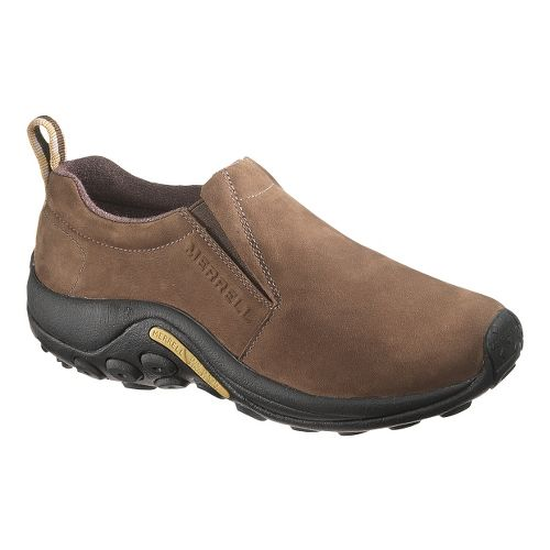 Womens Merrell Jungle Moc Nubuck Casual Shoe - Bracken 10.5