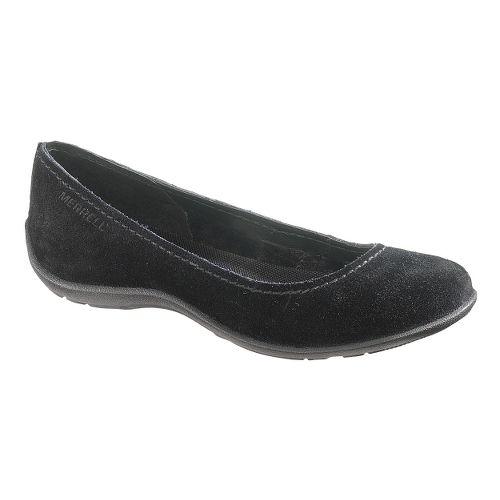 Womens Merrell Avesso Casual Shoe - Black 6.5