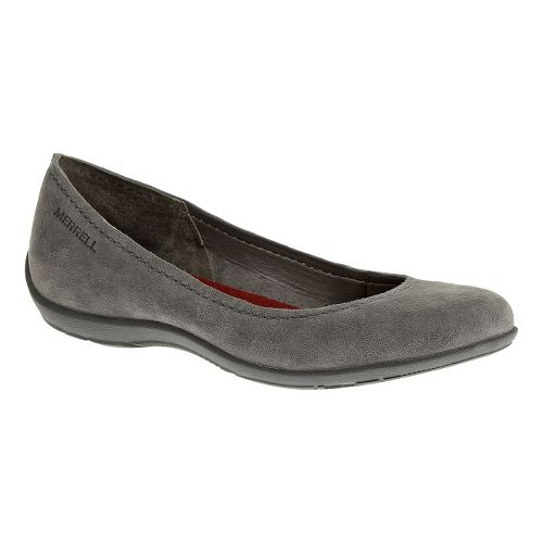 Womens Merrell Avesso Casual Shoe - Charcoal 7